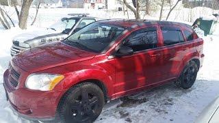 IM BACK!!!! Dodge Caliber SXT   (New Car!!!)