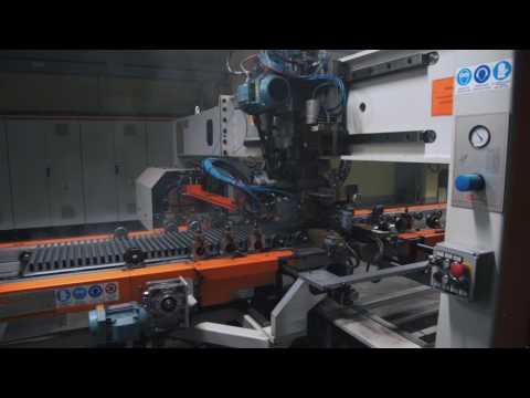 Производство стальных панельных радиаторов PRADO