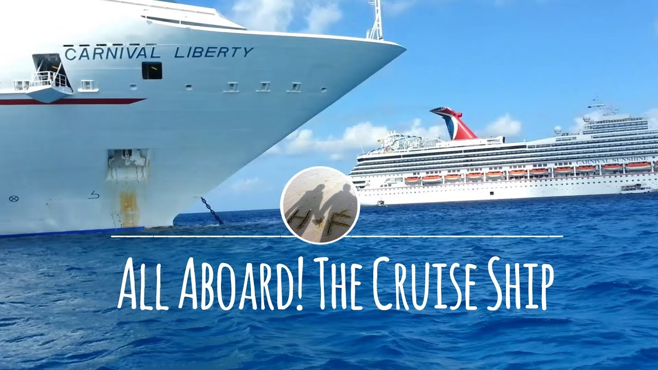 Inside The Carnival Liberty Cruise Ship