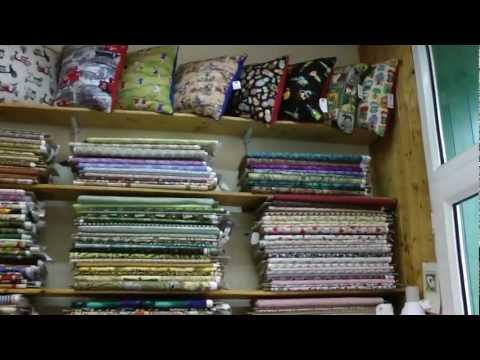 Fabrix Fabric Store in Lancaster - Walkthrough