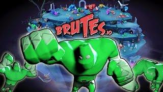 BRUTES.io! Epic New Free Indie Game (Brutes.io Gameplay)