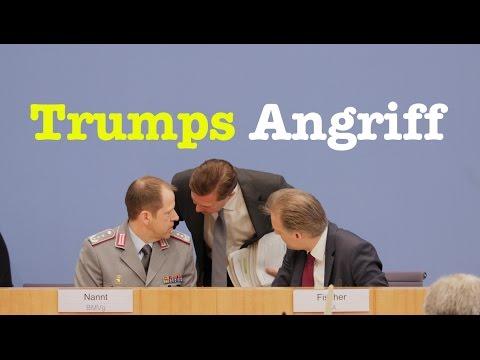 Sehenswerte Bundespressekonferenz vom 7. April 2017