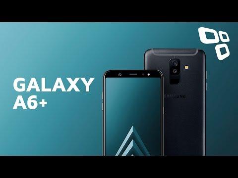 Primeiras Impressões Samsung Galaxy A6+ - TecMundo