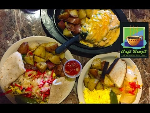 #DentonFoodTours from Cafe Brazil