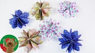 DIY 手工 制作 超级 简单 简易 纸艺 纸花 折纸 春天 小花 装饰 自制 康乃馨 玫瑰 花 展示