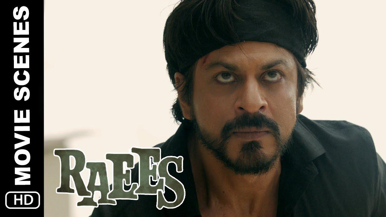 Download Raees | Action Scene | Shah Rukh Khan, Mahira Khan, Nawazuddin Sidiqqui