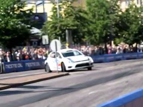 Neste Oil Rally Helsinki Battle 2014 by OvaloTunes
