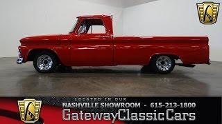 1966 Chevrolet C-10 Custom,Gateway Classic Cars-Nashville#392