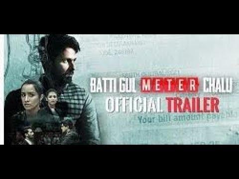 Batti Gul Meter Chalu Official Trailer |Shahid Kapoor, Shraddha Kapoor | Hussain JK