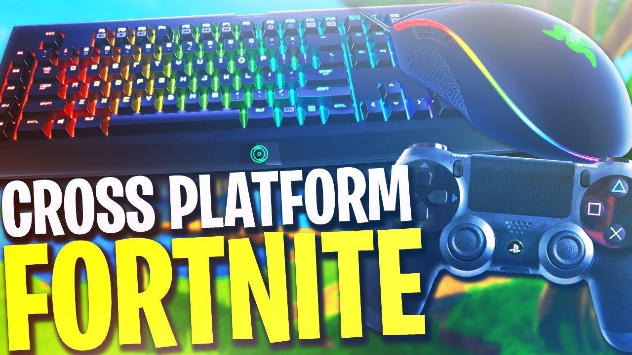 Xbox/PC CrossPlatform play is LIVE! Fortnite Insider ...