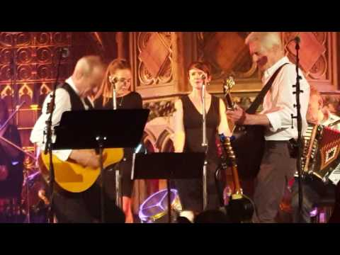 Status Quo live at the Union Chapel — Paper Plane and chat