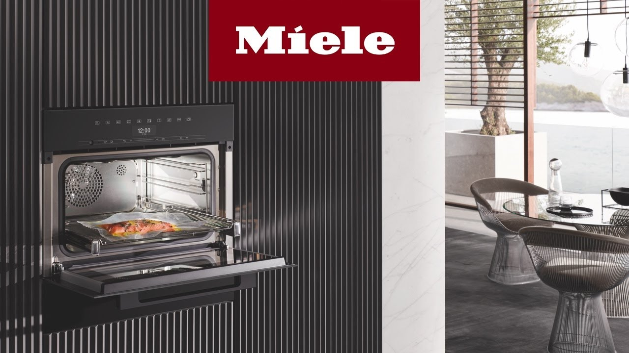 Funktionsprinzip Kombi Gerat Dgc Xl Miele Youtube