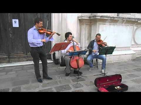 Venetian Street Musicians