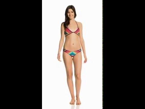 Rip Curl Swimwear Lolita Triangle Bikini Top | SwimOutlet.com