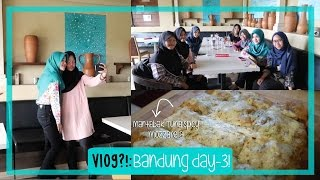 Download Video VLOG?! [24]: The Most Exciting Day!!😍 | Bandung Day 3 MP3 3GP MP4