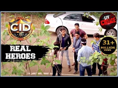 Where Are The Kids? | C.I.D | सीआईडी | Real Heroes