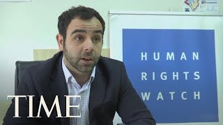 The Director Of Human Rights Watch In Israel Is Being Deported | TIME