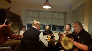 10- The Good House Traditional Irish Music session on 08/17/2018
