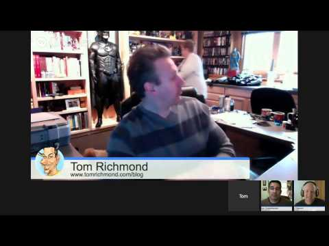 Interview with MAD Legend illustrator Tom Richmond