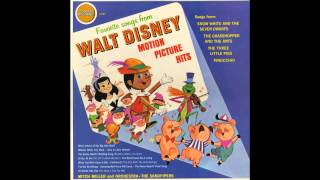 Cliff Edwards & The Sandpipers - When You Wish Upon a Star (Golden records)