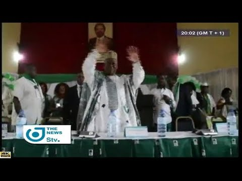STV NEWS 08:00 PM - (2018 PRESIDENTIAL : FRU NDI IS NOT CAND