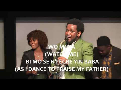 Download BEEJAY SAX LIVE AT TWC4 || TWC2020 DAY 4 || RCCG THE NEW HOUSE