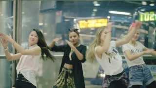 go9 shopaholic flashmob