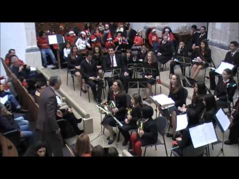 Banda Euterpe - Concerto de Natal 2014