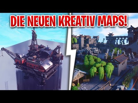 Fortnite Raven´s Realm, Deep Discovery & mehr! | Kreativmodus Maps Season 7
