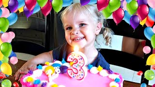 🎂Janae's 3 Year Old Birthday Special🎁