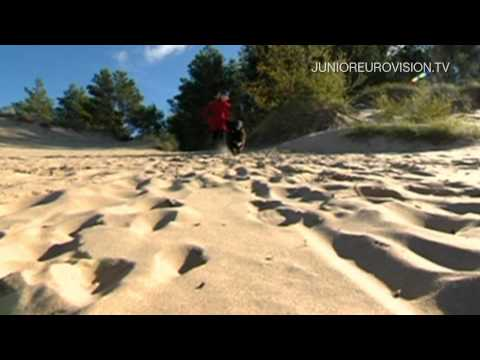 Amanda Bashmakova - Moondog (Latvia) - Official Video - Junior Eurovision Song Contest 2011