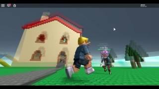 ROBLOX Natural Disaster GamePlay Comentado