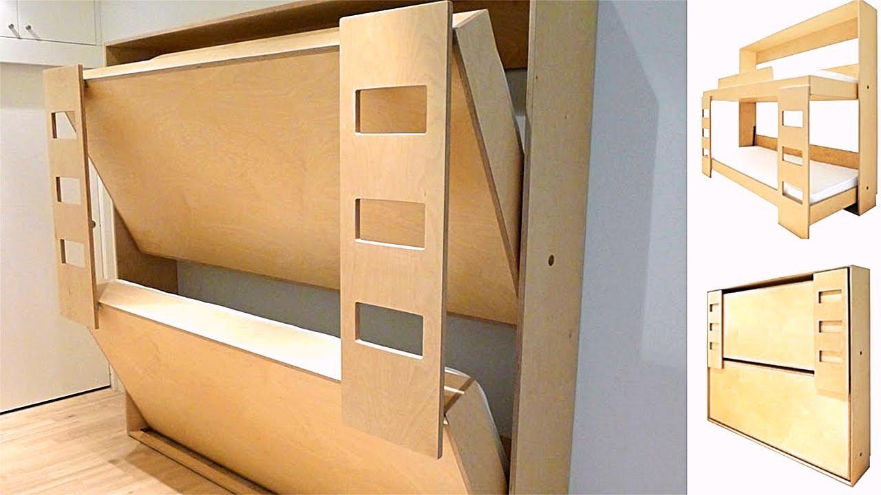 - Comfortable Folding Bunk Beds Part 1 - YouTube