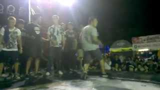 Spirit Style 12 anniversary Lampang Battle 3 on 3 9/5/2014 Final ปังไฟสาคู(กทม) VS ????(เชียงใหม่)