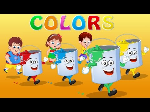 Thumbnail: Colors Rhymes For Children | Nursery Song for Kids | Learn Colours for Toddlers
