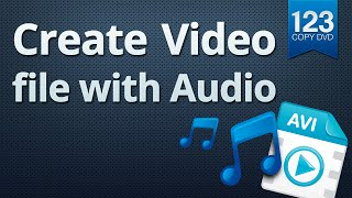 123 Copy DVD - Create a video file with audio(How to create a video file with audio using 123 Copy DVD 2013 Platinum Learn more about 123 Copy DVD Platinum ..., 2013-10-04T00:13:01.000Z)