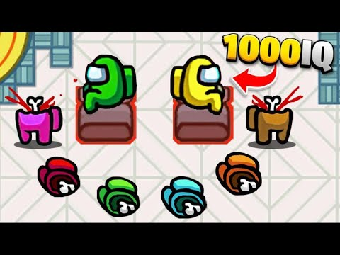 Download 10 INSANE Among Us 1000 IQ PLAYS!