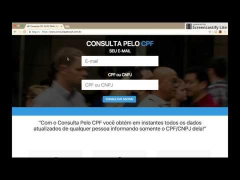 O Que é a Consulta Pelo CNPJ