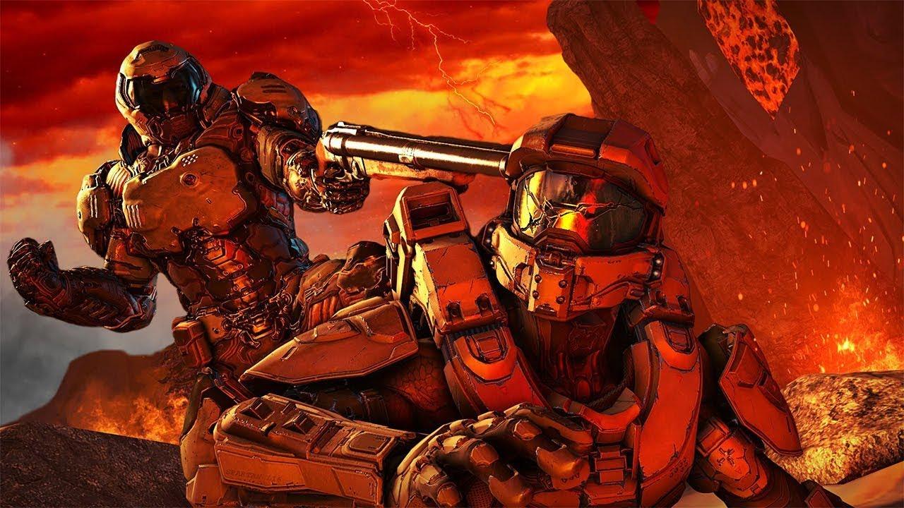 Doom Eternal What Happened To The Praetor Suit Youtube