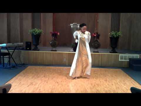 Here I Am by Marvin Sapp- B.I.G. Vision High Praise Dancers