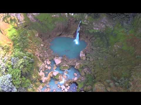 Nihiwatu Resort, Sumba Island, Indonesia - From the air