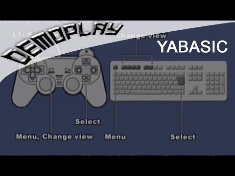 sony ps2 yabasic software
