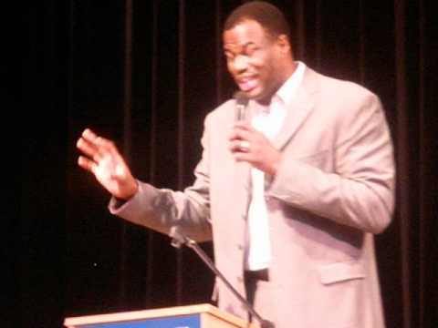 David Robinson Commencement Speech at the Carver Academy on June 1, 2012