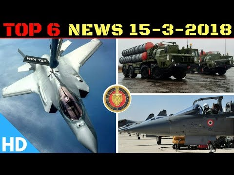 Indian Defence Updates : US Officially Mentions F-35 for India,IAF Agrees 324 Tejas, S500 Production