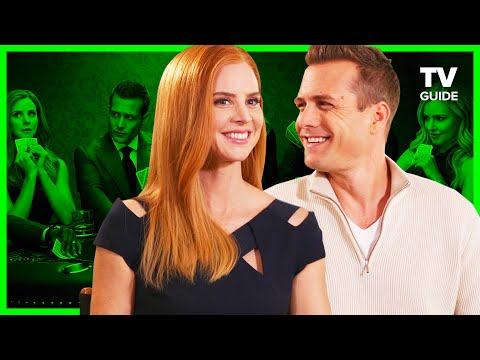 Suits' Gabriel Macht And Sarah Rafferty Outtakes| Who Said It