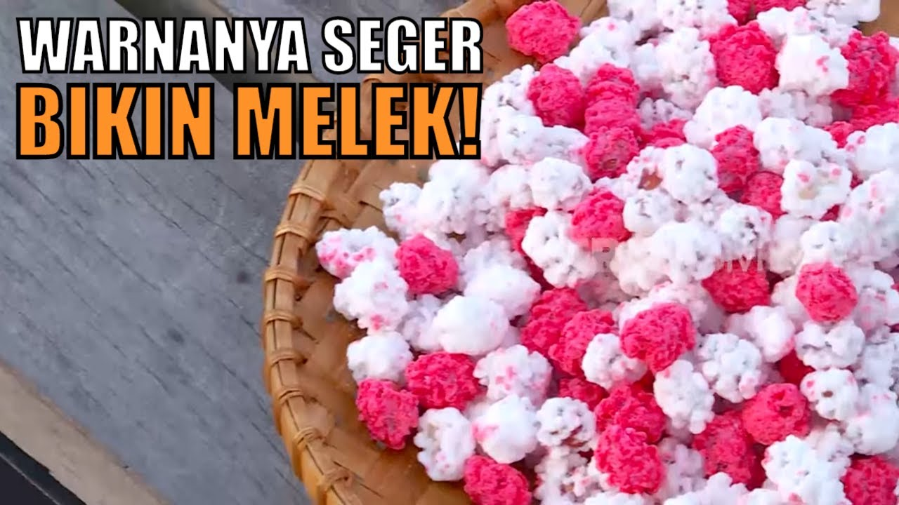 Nyentrik Abis Warnanya KACANG GOYANG AMURANG khas Sulawesi Utara  RAGAM  INDONESIA (8/8/8)