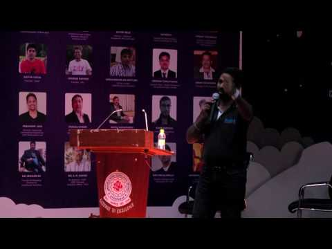 Design Your Career (Getting Jobs) By GR Reddy - The Tech Fest 2016