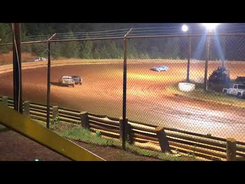 Travelers Rest Speedway Pure Stock 6/22/18