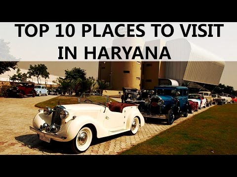TOP 10 PLACES TO VISIT IN HARYANA
