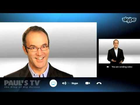 Panasonic VIERA Connect Skype